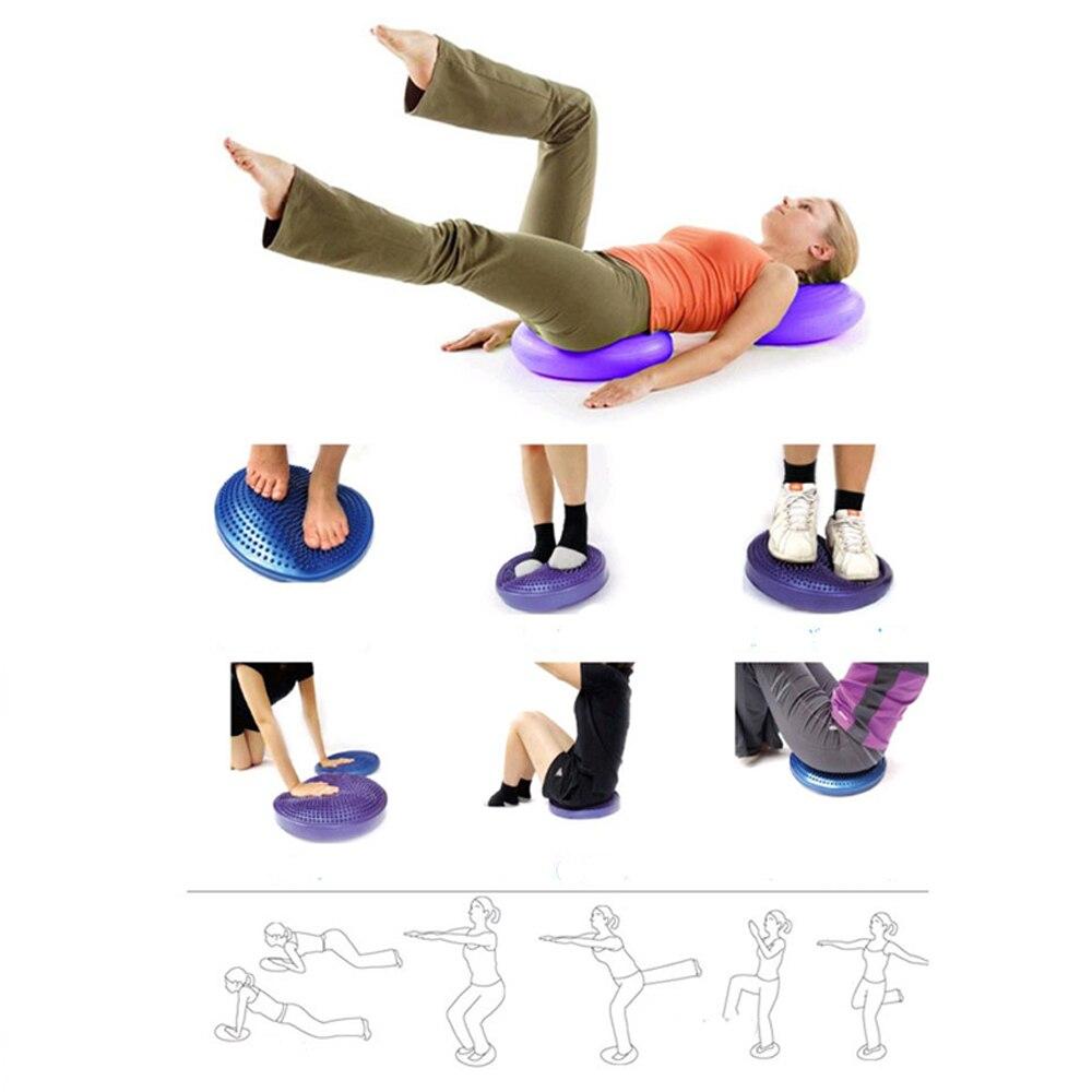 Inflatable Yoga Massage Ball (7)