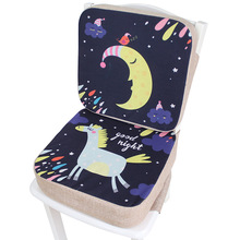 Booster Seat Highchair Adjustable Baby-Boy-Girl Kids Children Removable Increased