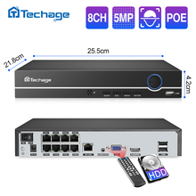 POE NVR Cctv-System Ip-Camera Audio-Out Up-To-16ch Surveillance-Network-Video-Recorder