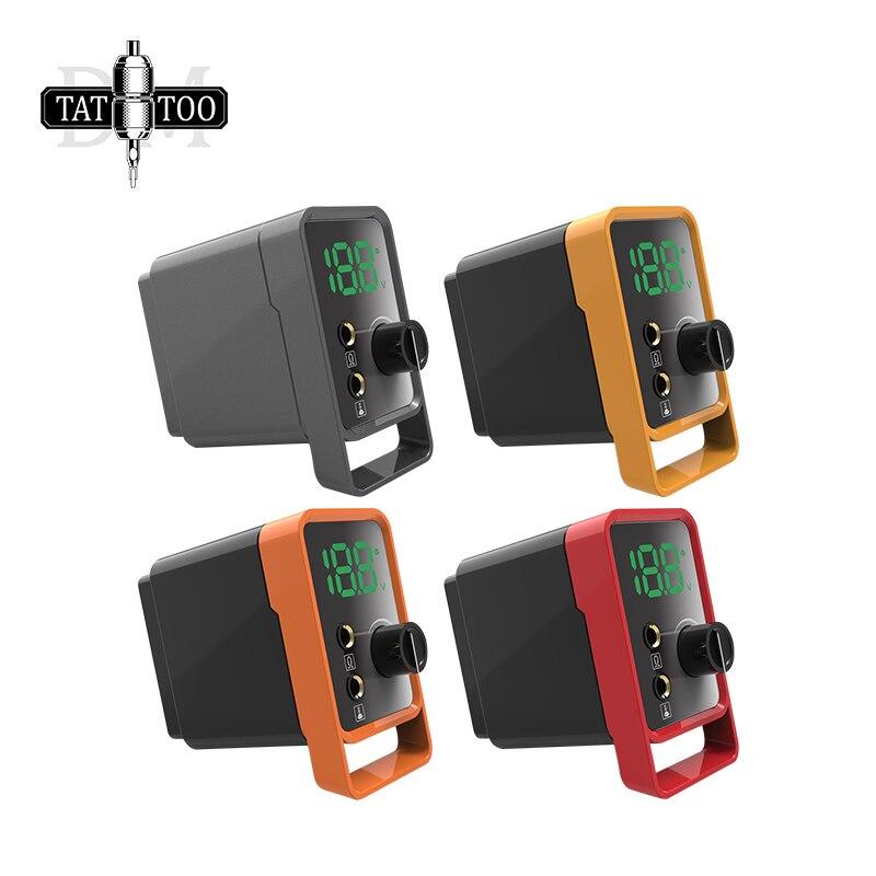Newest Digital Tattoo Power Supply Professional LCD Tattoo Machine Power Supply With Power Cord
