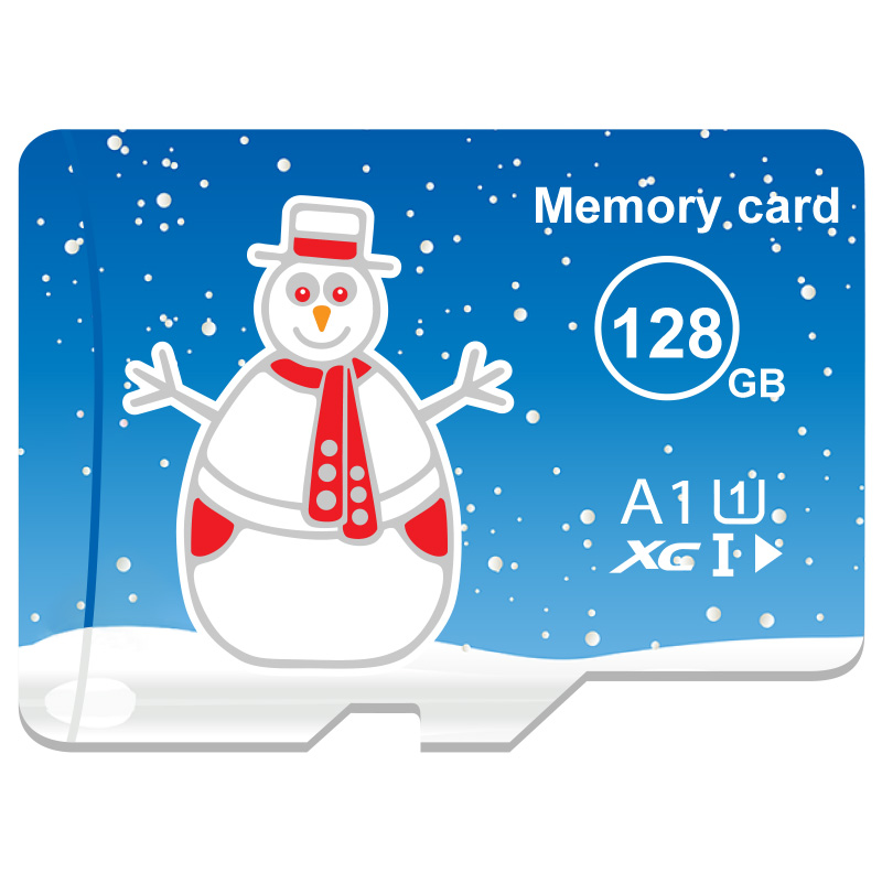 With Free SD Adapter Microsd Memory Card 128GB 64GB 32GB Carte Sd 16GB 8GB SDXC SDHC Micro Sd Card Cartao De Memoia For Phone