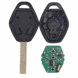 Image 5 - Keyecu 3 أزرار 315LP MHZ 315MHz 433MHZ 868MHZ مفتاح بعيد مع ID7944 ID46 رقاقة ل BMW CAS2 5 سلسلة E46 E60 E83 E53 E36 E38