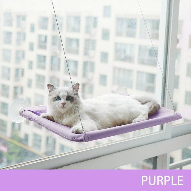 New product Hanging Kitten Hammock  7