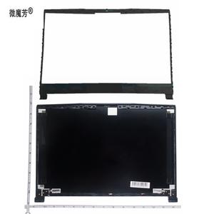 New for MSI GF63 8RC 8RD MS-16R1 GF63 GF63VR GF65 MS-16R1 LCD Back Cover 3076R1A211HG01/LCD Bezel Cover 3076R1B211TA21