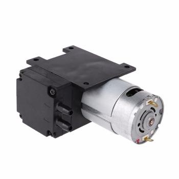 DC 12 V mini pompa próżniowa 8L min wysokiej ciśnienie ssania pompa membranowa z uchwytem tanie i dobre opinie NONE Other Elektryczne CN (pochodzenie) wysokie ciśnienie Standardowy WODA Vacuum Pump