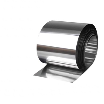 0.1mm to 0.5mm Thickness x 200mm Width 1000mm Length Stainless Steel 304 Sheet Strip Tape customized
