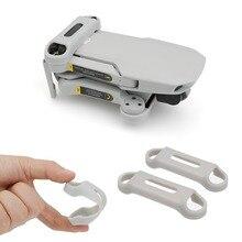 Mavic Mini Accessory Cánh Quạt Giá Đỡ Cánh Quạt Fixer Ổn Định Silicone Giao Thông Vận Tải Lưỡi Kẹp Cho DJI Mini 2