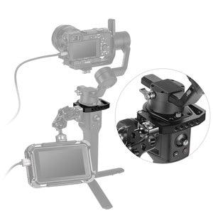 "Image 4 - Smallrig Montage Klem Voor Dji Ronin Sc Gimbal Quick Release Rod Klem Met 1/4 "" 20 & Arri 3/8"" Accessoire Threads  2412"