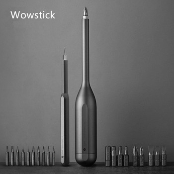 Youpin wowstick Daily Use Screwdriver Kit 22 in 1 Precision Magnetic Bits Alluminum Box DIY Screw Driver Set For Smart home