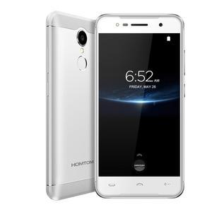 Image 5 - Original version HOMTOM HT37 Pro 4G Smartphone MTK6737 5.0 Inch HD Android 7.0 3GB+32GB 13MP 3000mAh Fingerprint ID Mobile Phone