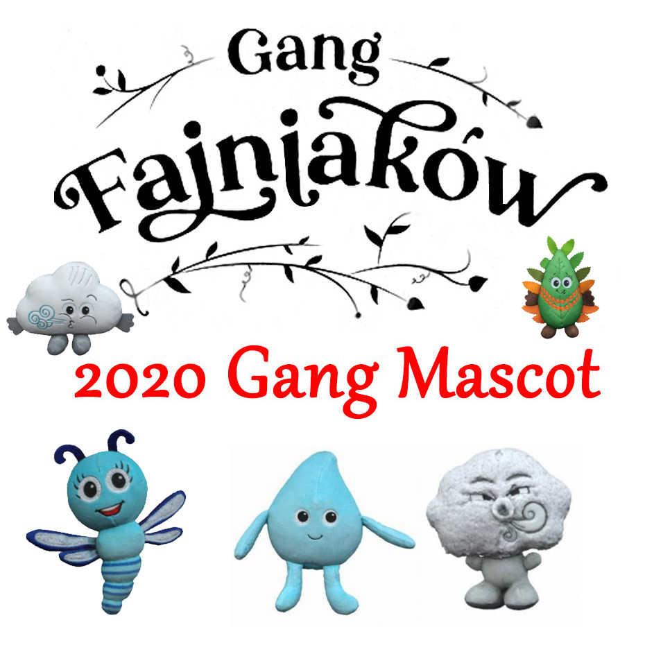 2020 Gang Mascotte Grappige Sweetie Dier Knuffel Celinka Wiola Julka Sonia Stefek Dobromir Dyzio Gevulde Poppen Kid Christmas Gift