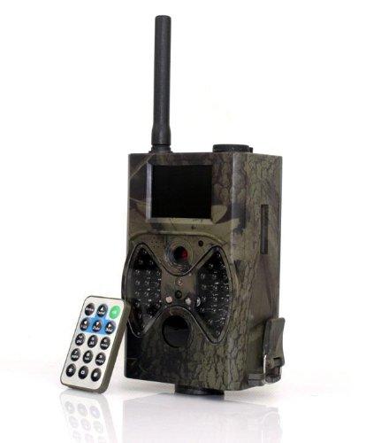 HD 12MP Scouting Telecamera A Raggi Infrarossi Sentiero RC HC-300M Caccia GPRS/MMS 2.0 LCD