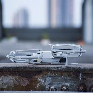 Image 5 - 4 個プロペラプロテクターガードdji mavicミニドローンアクセサリー刃沼沢小道具翼ネジクイックリリースカバー保護キット
