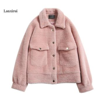 Female Autumn Winter Warm Mink Cashmere Cardigan Coat Hooded Knitting Sweater Women Fashion Loose Soft Sweaters Outerwear fat mm sweater 2017 autumn winter the new fashion loose cardigan hooded thick knitting casual ms sweater coat m 5xl plus size a