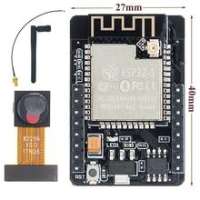 10 Cái/lốc ESP32 CAM WiFi Module WiFi ESP32 Nối Tiếp WiFi ESP32 CAM Ban Phát Triển 5V Bluetooth Với OV2640 Camera mô Đun