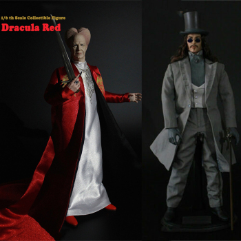 EDMAN TOYS 1/6 Dracula Red/Dracula Blue Version RM032 & RM033 Collectible 12'' Male Action Figure Model Toys фото
