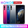 Honor Magic2 Magic 2 Smartphone Google Play Kirin 980 6.39 inch Full Screen 2340x1080 Magic UI 2.0 Octa Core 3500 mAh 6*Cameras