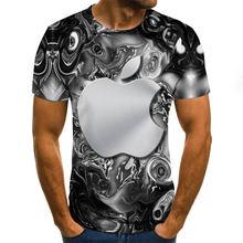 2020 3d футболка с аниме уличная одежда Повседневная модная