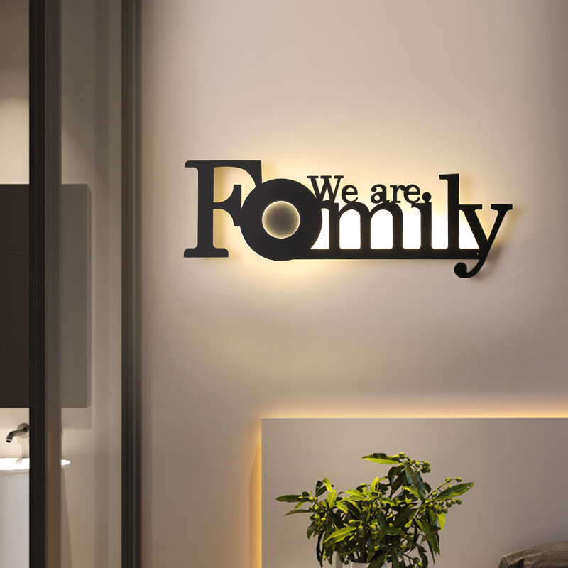 DL marque mur LED lampe éclairage intérieur salle de bain lampe LED escalier lumière chambre lampe de chevet moderne décoratif applique - 4