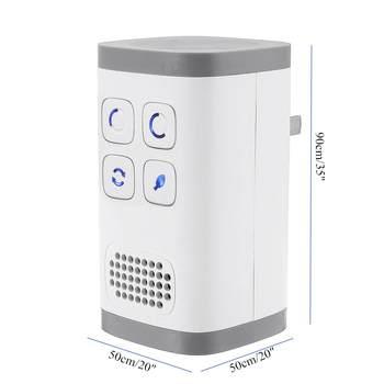 AC110-240v ǩ�気清浄機イオナイザー発生器フィルターオゾン発生器浄化ホームトイレ脱臭ペット脱臭