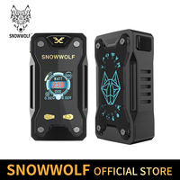vape box mod 230w super power Origin SNOWWOLF e cig electronic cigarette mod