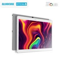 ALLDOCUBE X 10.5 inç 2K 2560*1600 süper AMOLED ekran 6.9mm Ultra ince vücut Tablet PC Android 8.1 4GB RAM 64GB ROM parmak izi