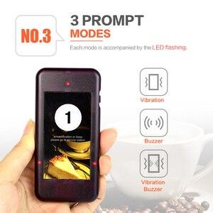 Image 5 - Retekess T112 ile restoran çağrı cihazı 20 çağrı alıcıları uzun menzilli restoran klinik kuyruk sistemi garson çağrı sistemi