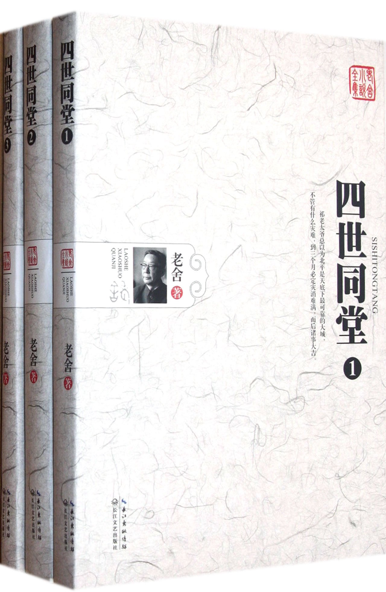 Four Generations Under One Roof Vol 1-3 (Chinese Edition)