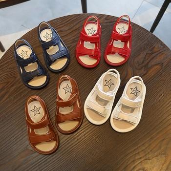 Sandalias para niñas, zapatos para niños y bebés, sandalias informales de verano...