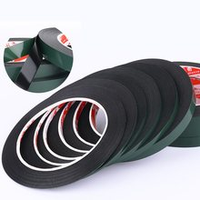 1 rolo de tela do telefone móvel reparação fita dupla-face adesivo espuma de algodão filme 0.5mm * 10 m decoração do carro à prova de choque fita de vedação
