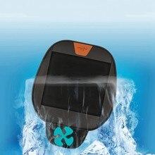Almofada de refrigeração do carro capa protetora verão escritório cadeira legal respirável assento de uso geral 12v24v grande caminhão único