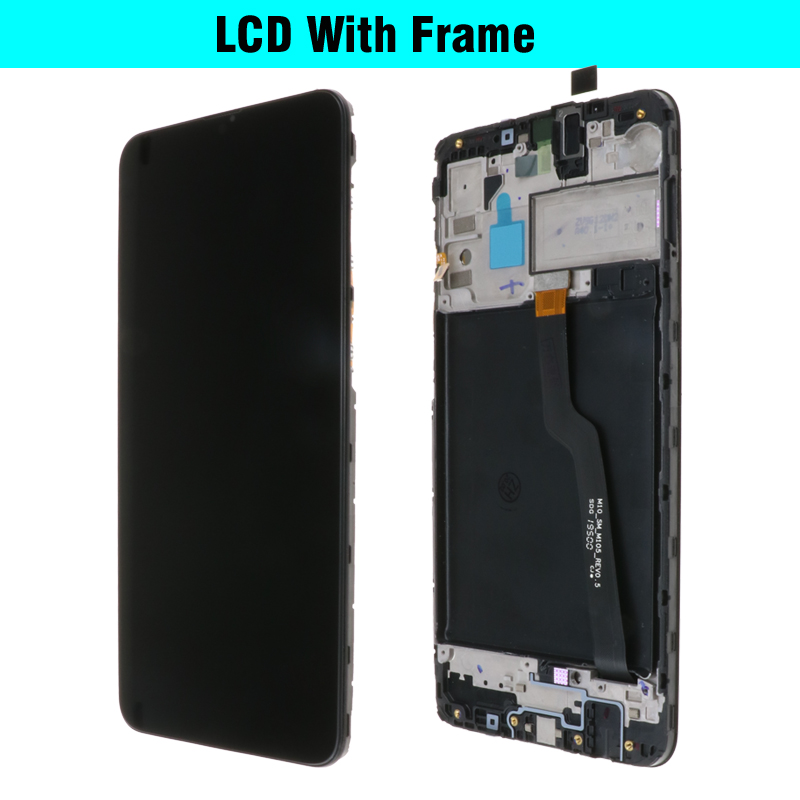 """Image 5 - Original 6.2"""" LCD For Samsung Galaxy A10 A105 A105F SM A105F LCD Display Screen replacement Digitizer Assembly+service packageMobile Phone LCD Screens   -"""