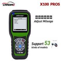 OBDStar X100 pro C + D + E modello programmatore chiave automatico OBD2 strumento diagnostico X-100 pro contachilometri correzione EEPROM adattatore immobilizzare