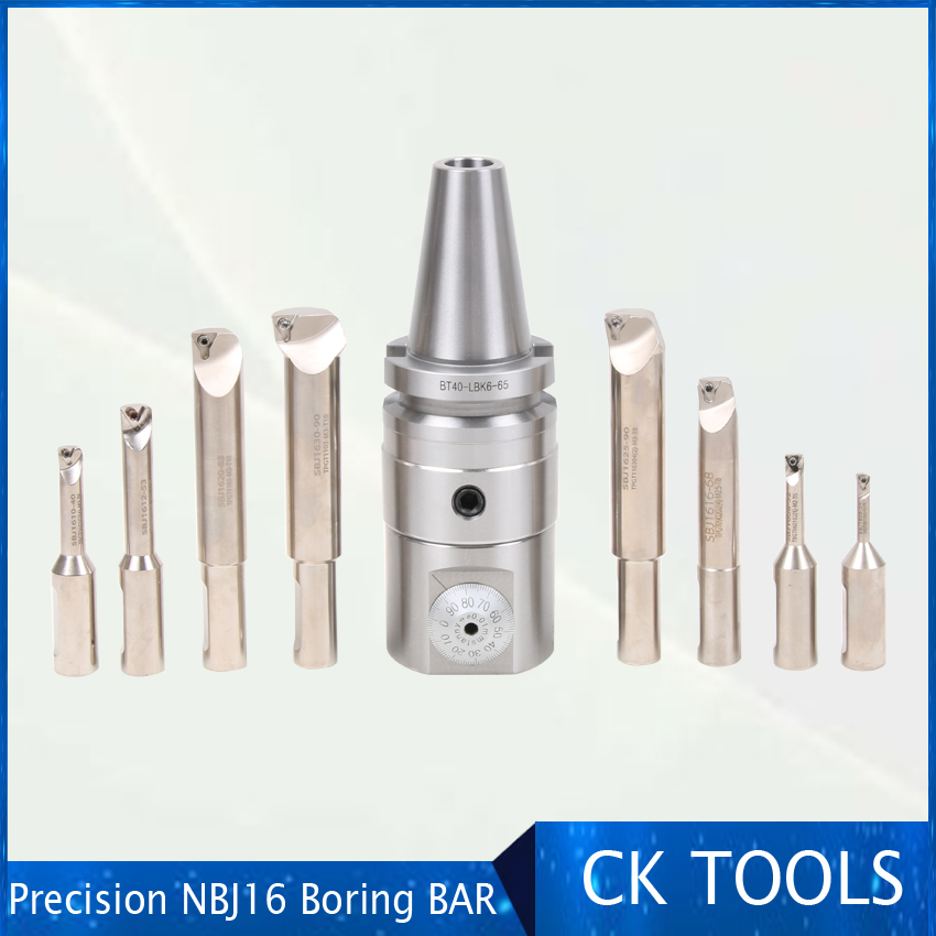 NBJ16 Aliexpress Discount  SBJ1616 CNC Boring Tool High Rigidity Boring Bar And Micro Precision Boring Head