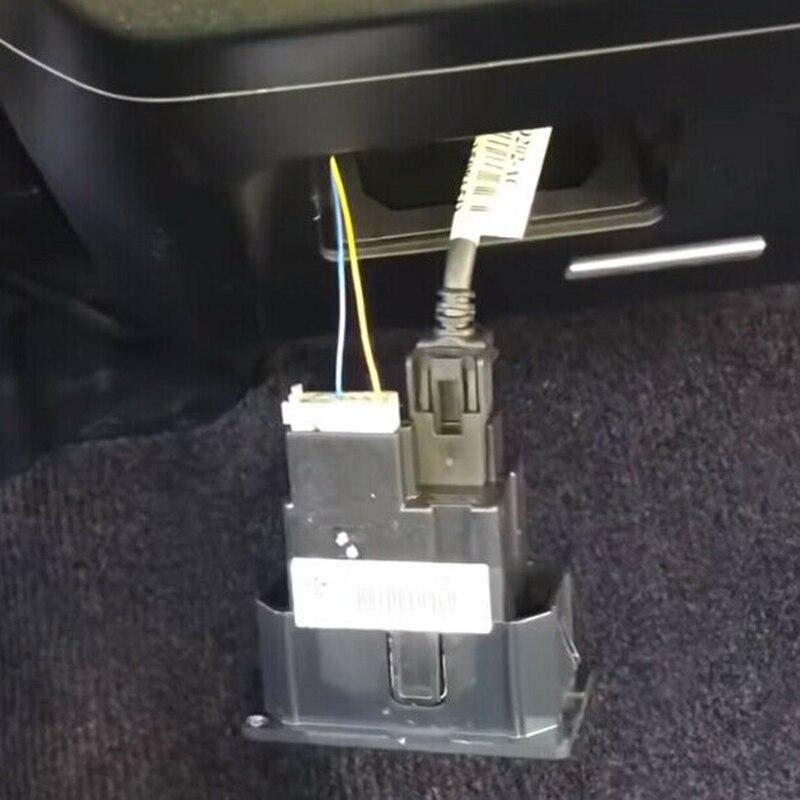 Usb media hub cablagem adaptador (gen 2a)
