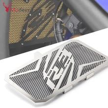 Protecteur de calandre pour moto Yamaha YZF R3 YZF-R3 ABS 2019 2018 2017 2016 2015, couvercle de calandre