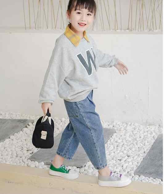 Nowy dla chłopców i dziewcząt koreański buty sportowe modne buty w stylu casual cuhk dzieci studenci