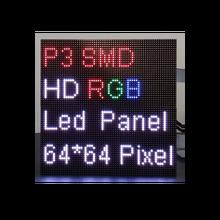 P3 64x64 точки внутренний светодиодный дисплей uhd Полноцветный