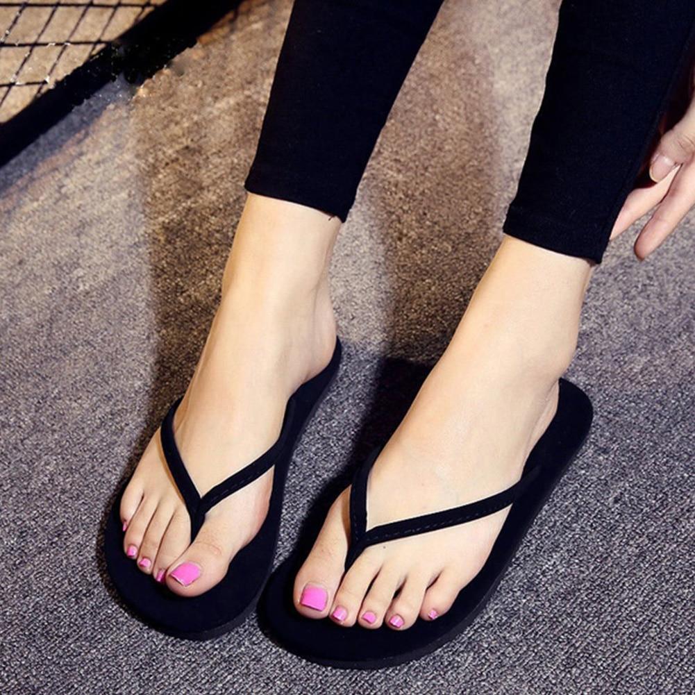 New Women Couples Slippers Summer Flip Flops Shoes Sandals Slipper Indoor & Outdoor Fashion Beach Flip-flops #926