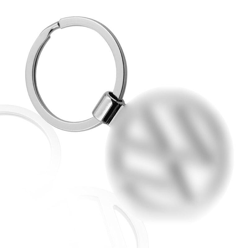 1pcs Car Badge Keychain Key Ring Metal Keychain For Volkswagen Polo Golf 3 4 5 6 7 B4 B5 B6 B7 B8 Car Accessories