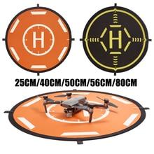 Складная посадочная площадка 25 см 40 см 50 см 56 см 80 см 110 см для DJI Mavic Pro Mini 2 Air 2 Spark Mavic 2 Phantom 3 4 Аксессуары для дрона