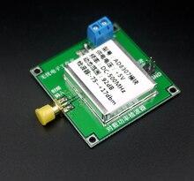 Modulo AD8307 rivelatore RF misuratore di potenza RF misuratore di potenza di campo ingresso misuratore di potenza con Balun
