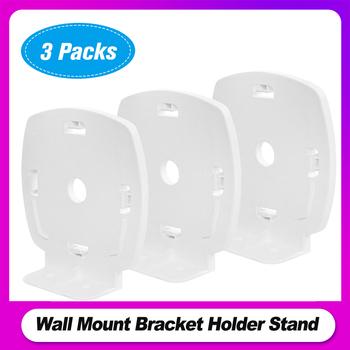 Uchwyt do montażu na ścianie uchwyt stojak dla produktu routery Linksys Velop Dual-Band router Wi-Fi uchwyt ochronny uchwyt stojak biały tanie i dobre opinie KKMOON CN (pochodzenie) Wall Mount Bracket Nie Bezpieczny Brak