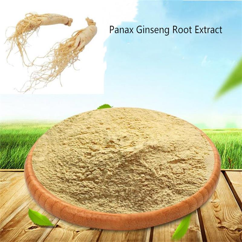 100% PURE PANAX GINSENG ROOT HIGH POTENCY 20:1 CONCENTRATE EXTRACT POWDER Improve Immunity 50g/500g/1000g