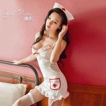 Tight-Uniform Halloween-Costume Sling French Maid Sexy Cosplay Women Temptation