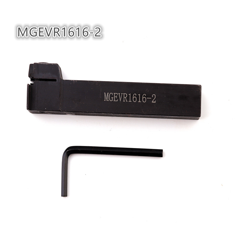 Grooving Tool MGEVR1616-2 Grooving CNC Metal Lathe Tools Mgevr 1616  Grooving Lathe Tools