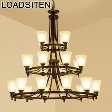 Pendelleuchte Verlichting Hanglamp Deco Maison Lampara De Techo Colgante Moderna Luminaire Suspendu Luminaria Hanging Lamp