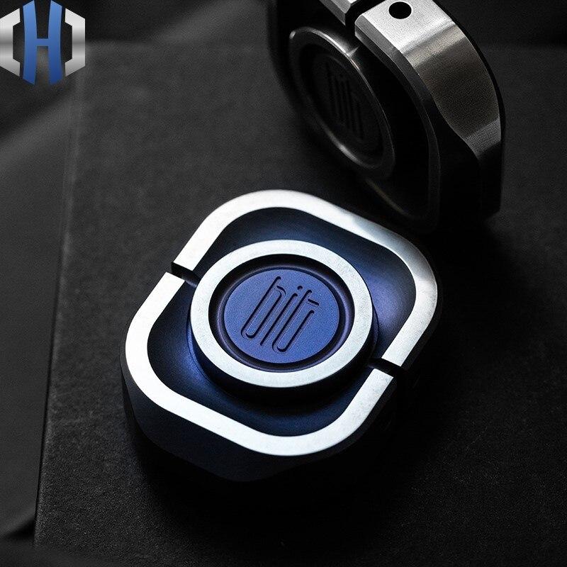 LAUTIE Gyro Alloy EDC EDC Decompression Arrival New Bit Titanium Fingertip