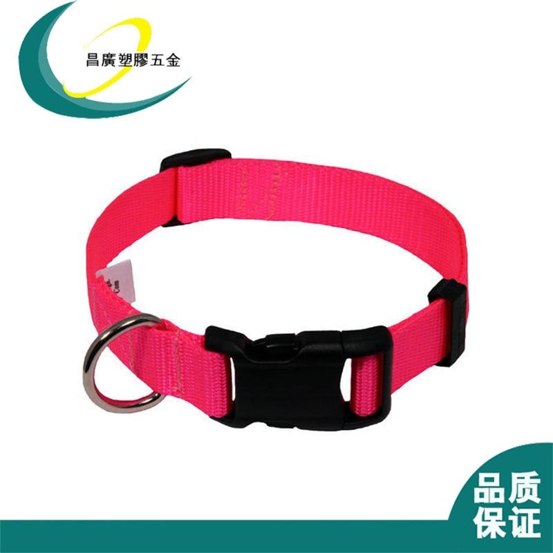 Sale Dongguan Foam Pet Collar Man-made Diamond PVC Pet Collar Color Pet Dog Traction Neck Ring