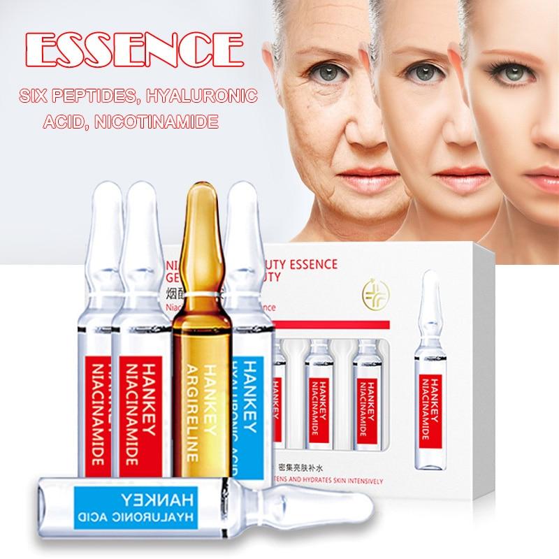 7 ampolla correctora para manchas oscuras, esencia para el rostro, hidratante, Reduce las manchas, arrugas, antienvejecimiento @ ME88|Suero| - AliExpress